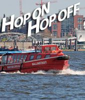 Hop / Hop-Off Harbour Tour