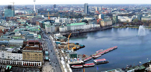 We show you Hamburg with our tours.