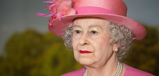 Die Queen Elizabeth II. Hautnah