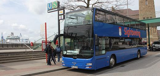Bus mieten für jeden Anlass. Als Transferfahrt von A nach B oder für eine private Stadtrundfahrt.