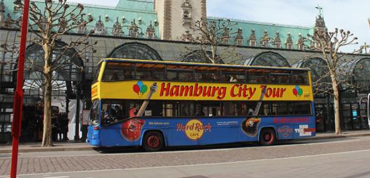 Doppeldecker Busse - Macht überall einen bleibenden Eindruck!