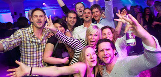 We take you to the hottest clubs in Hamburg.