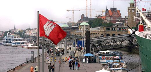 One of Hamburg's most beautiful sights...